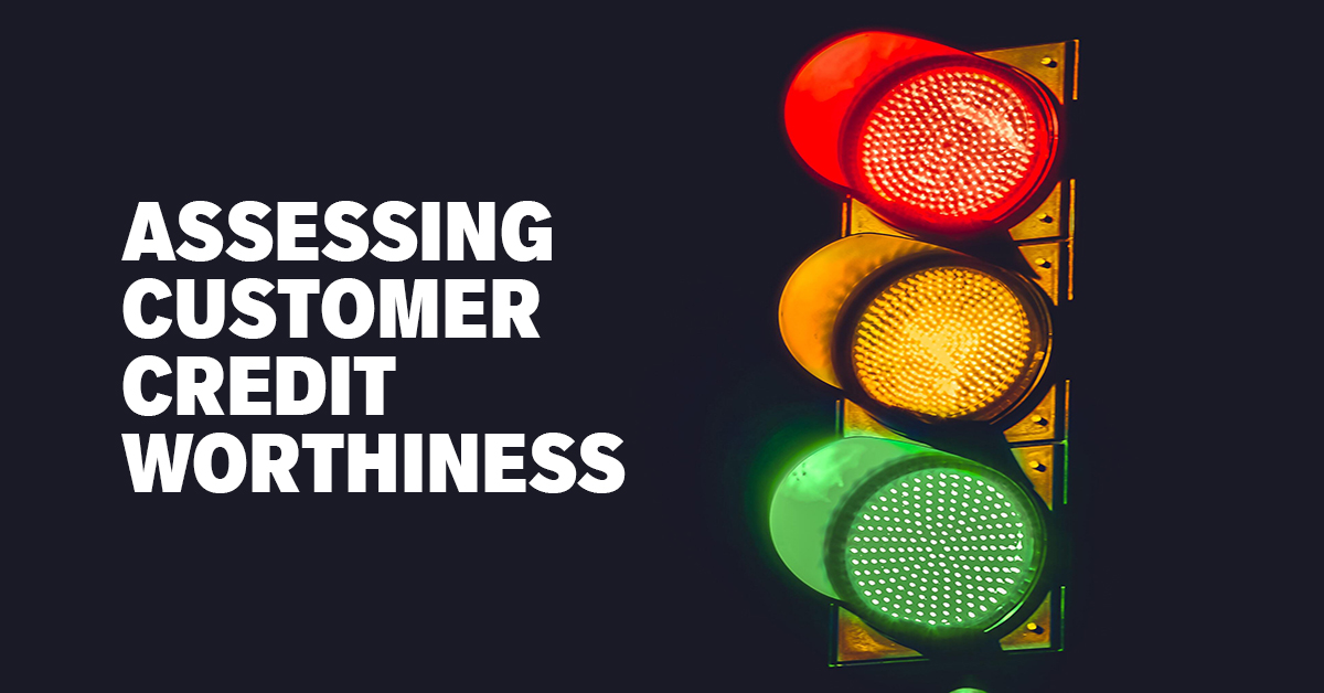 Assessing Customer Creditworthiness - Traffic Light